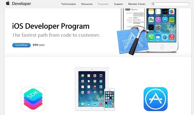 Understanding Apple's iOS Developer Program